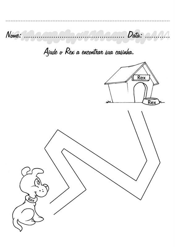 Atividades De Educa    O Infantil Sobre Animais