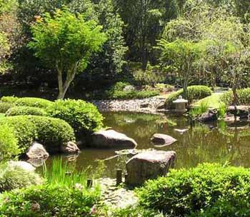 Parchi e giardini for Immagini di laghetti artificiali