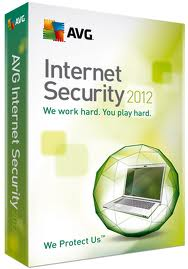 Avg internet security 2012 Full Serial Number Gratis