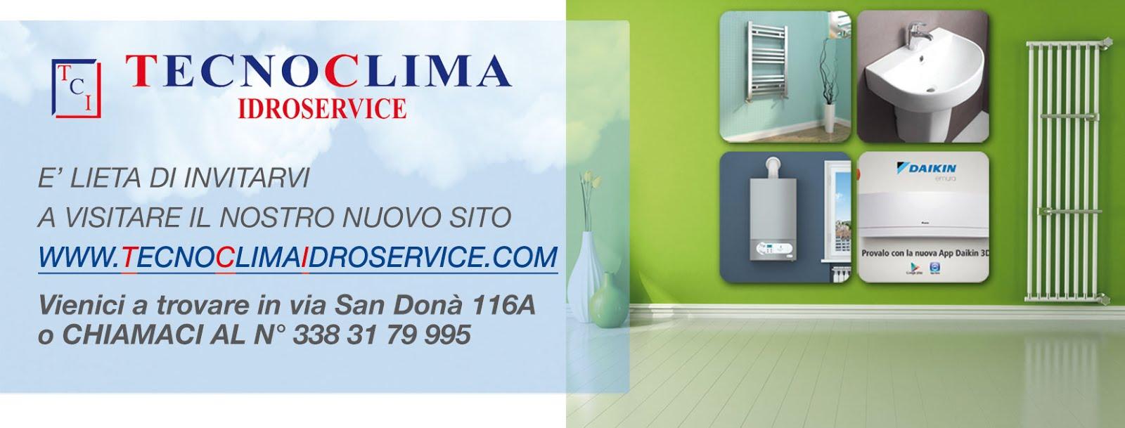 tecnoclima idroservice riparazioni di Rombolotto Riccardo - P.iva 02440020275