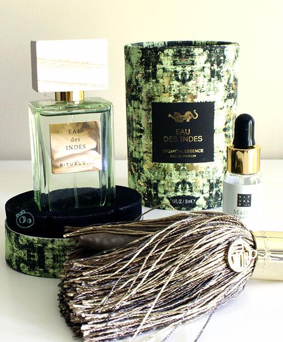 parfum rituals oriental essences maitre