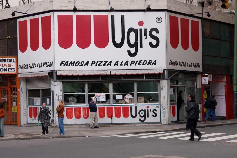La mejor pizza esta en New York
