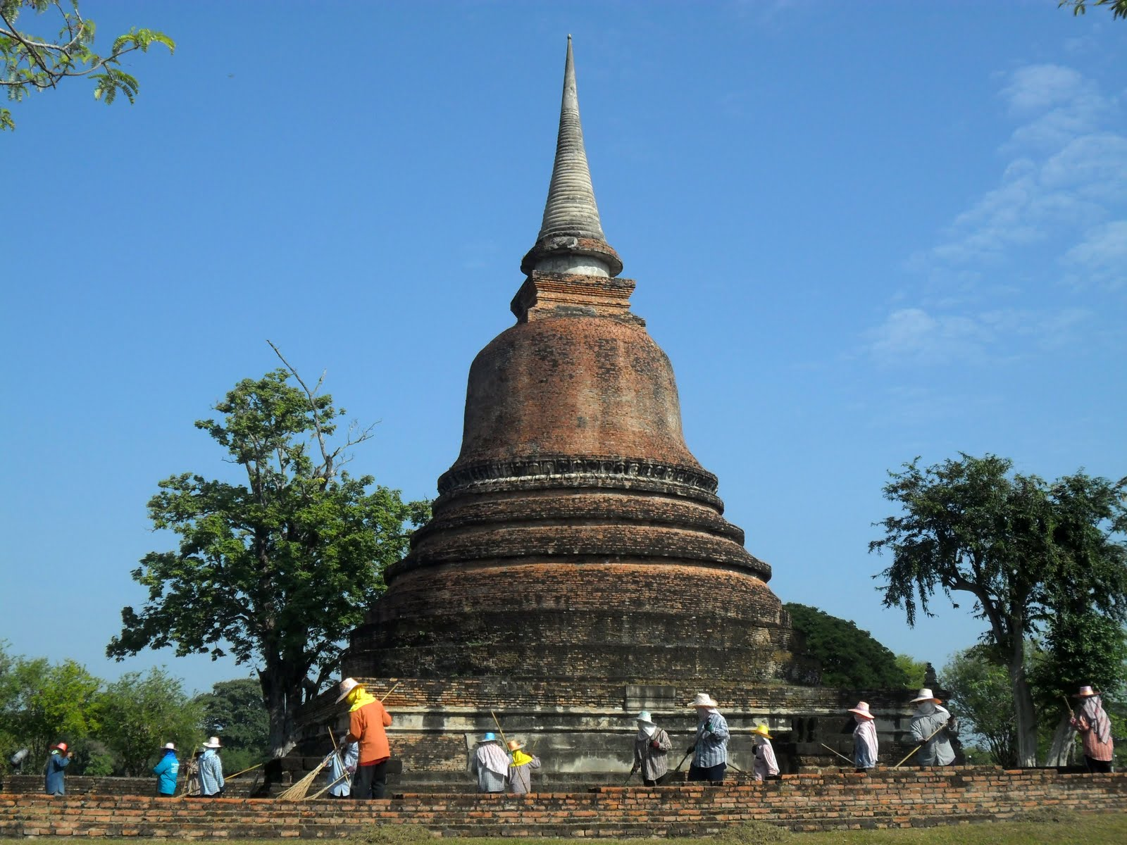 Freelance Flaneur: Sufferin Sukhothai