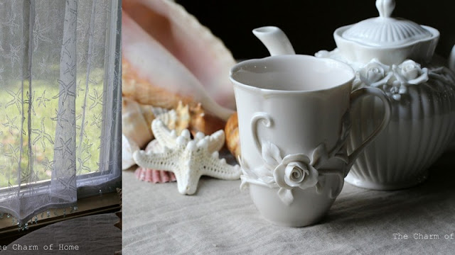 Starfish Tier Tea: The Charm of Home