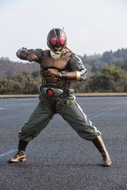 Kamen Rider Yongou: Kamen Rider 4  Sub