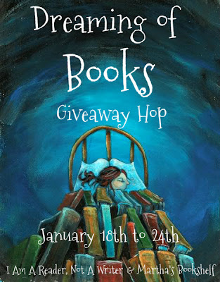http://www.iamareader.com/2014/01/dreaming-of-books-spontaneous-giveaway-hop.html