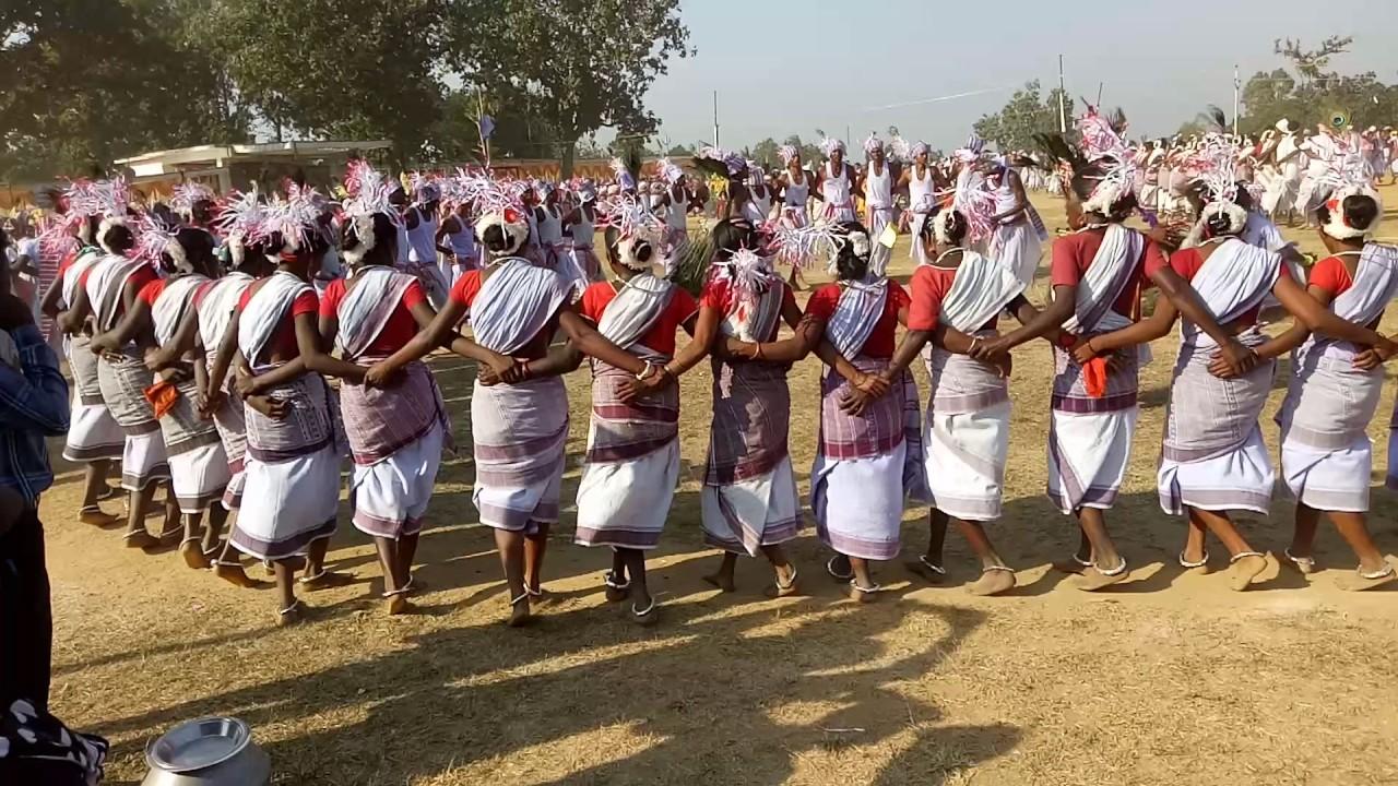 उराँव लोक-नृत्य