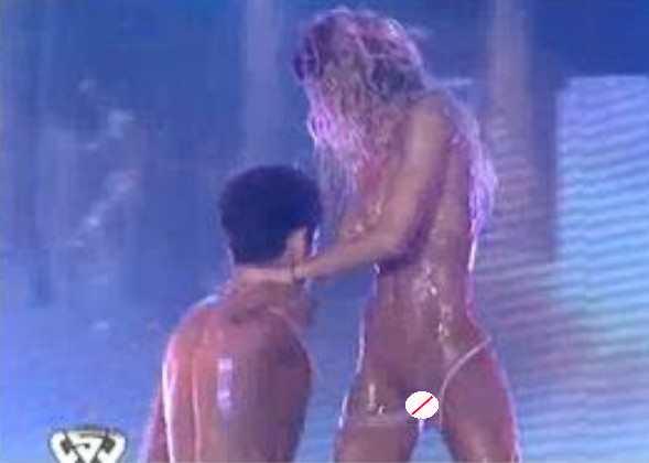 Vdeo Desmadre y striptease en el festejo de la liga del