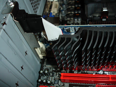 GeForce NVida video card