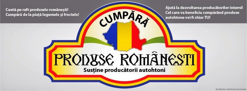 cumpara produse romanesti