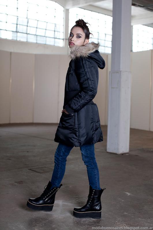 Moda otoño invierno 2014. Colección Ona Saez otoño invierno 2014 abrigos.