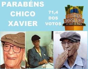 CHICO XAVIER  O MAIOR BRASILEIRO DO MUNDO