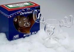christmas vacation eggnog moose glasses - Moose Glasses From Christmas Vacation