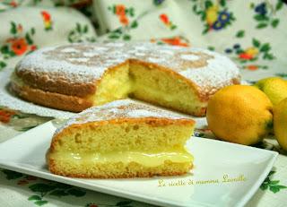 Torta Paradiso al Limone Senza Burro