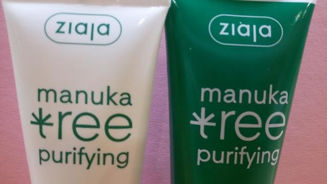 Ako obstála Ziaja Manuka Tree?