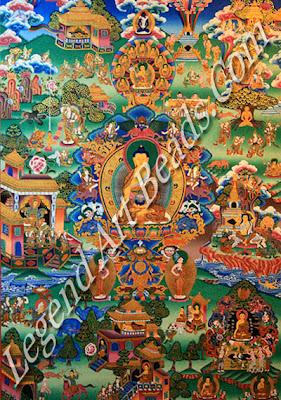 Life of Buddha.