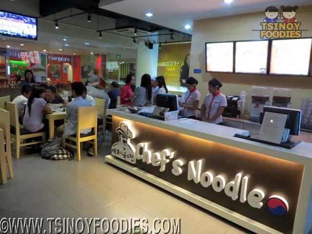 chefs noodle