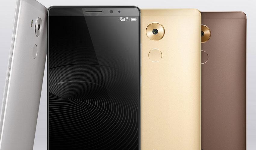 Huawei Mate 8 y su batería de 48 horas