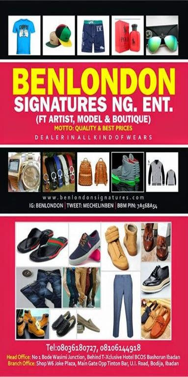 Benlondon Signatures