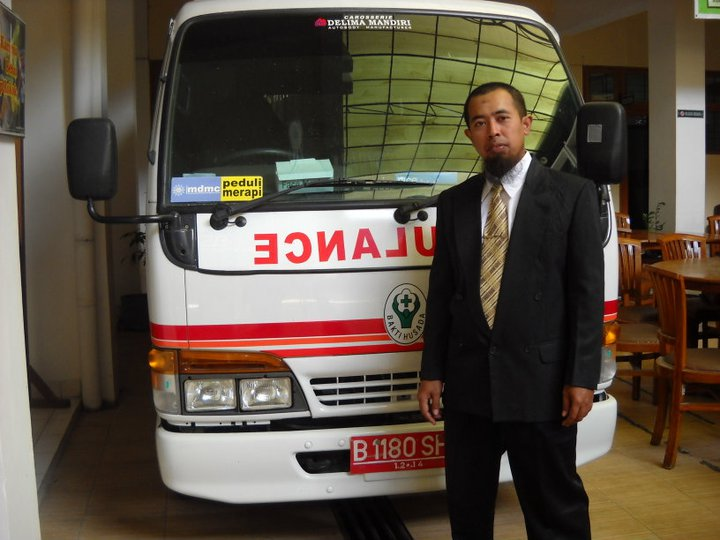 ambulance STIKES