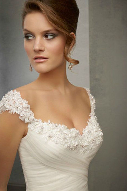 chimakadharoka2012: Wedding Dresses With Cap Sleeves And ...