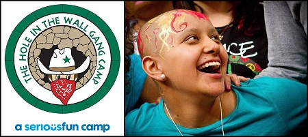 camp for kids with cancer