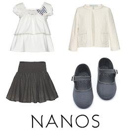 Princess Leonor NANOS Dresses