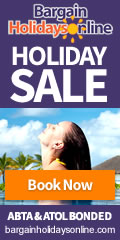 Bargain Holidays Online 2015