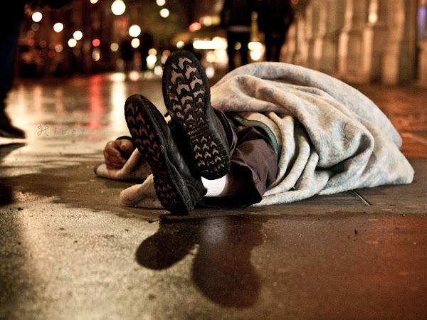 Pobreza, custa e a vocês?