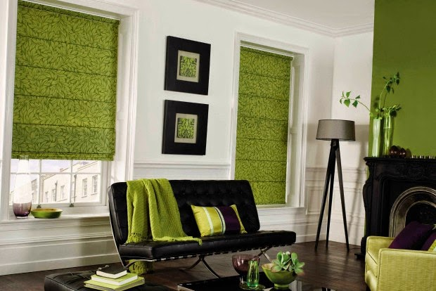 Roman Blinds Designs