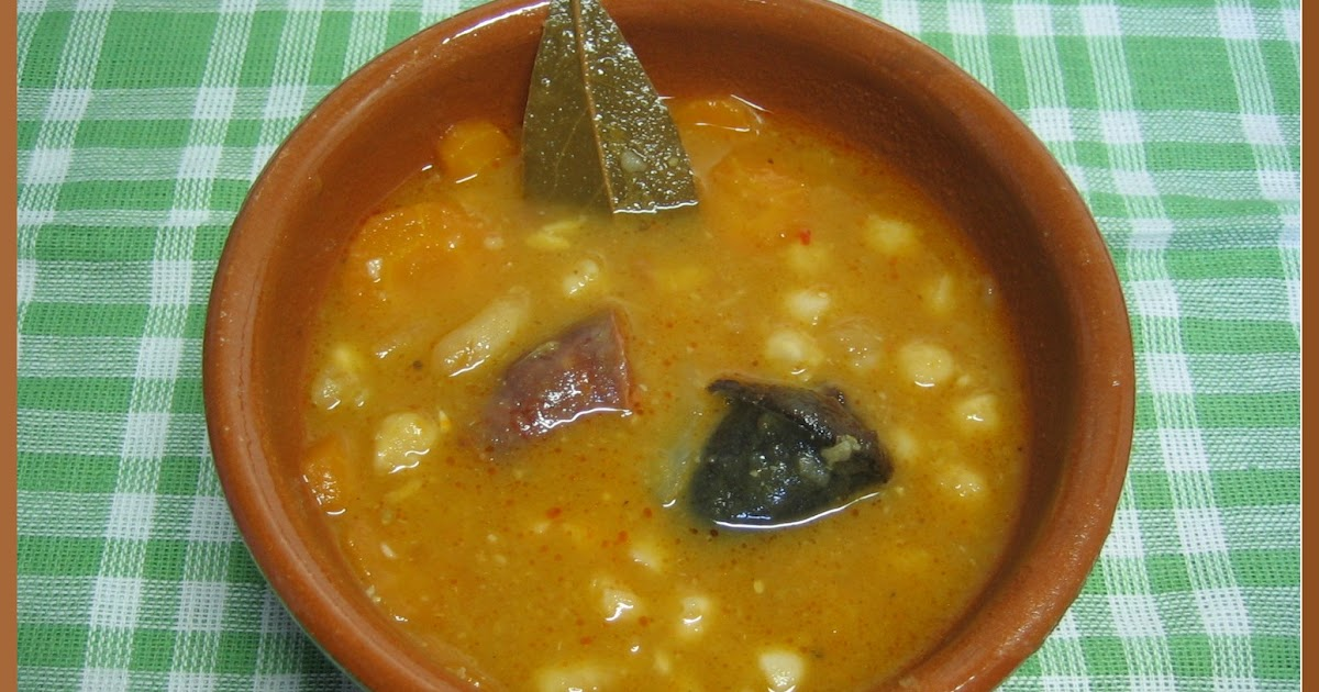 Toca cocinar qu hago potaje garbanzos y habichuelas for Cocinar judias blancas