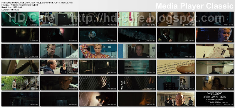 Mirrors 2008 video thumnails