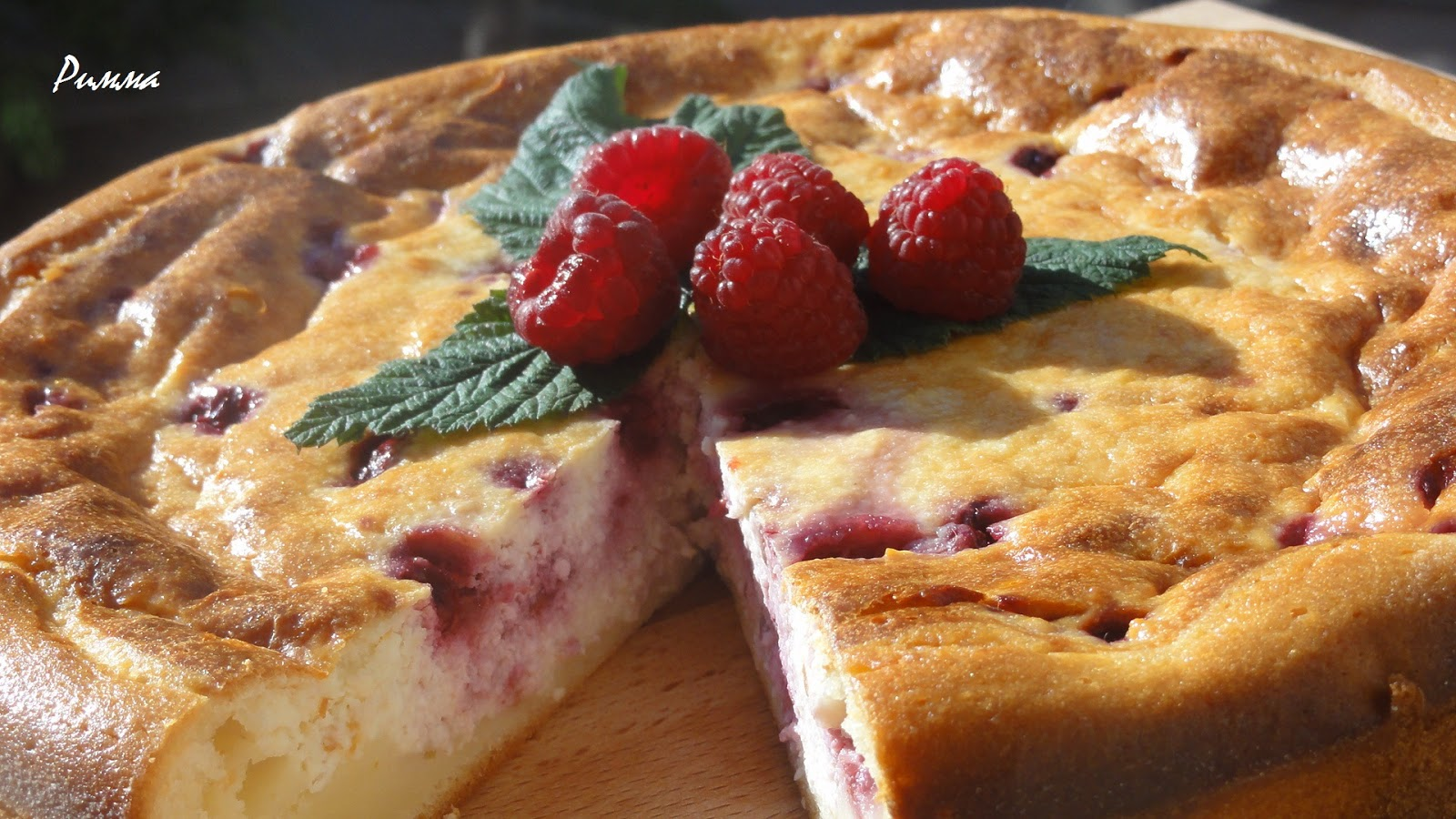 Пирожки с клубникой в духовке пошаговый рецепт