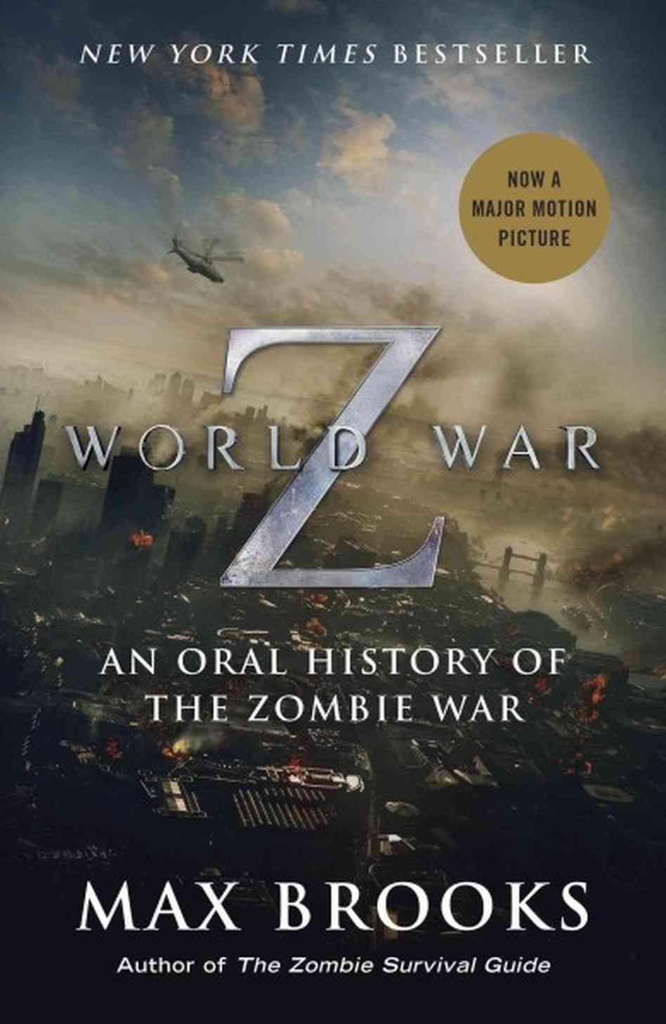 the human fear in the book world war z by max brooks These papers were written primarily by students and provide critical analysis of world war z by max brooks fighting the zombie within: america's role in world war z the only thing we have to fear.