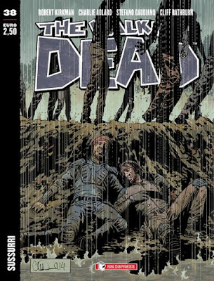 The Walking Dead #38 - Sussurri