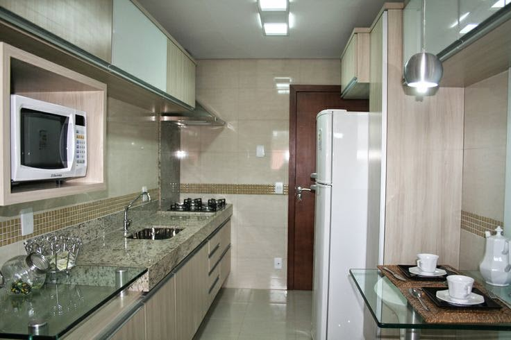 decoracao cozinha tradicional:Cozinha De Apartamento