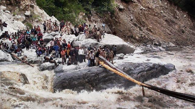 வெள்ள நிவாரணப் பணிகள்-கேதர்நாத்..படங்கள் இணைப்பு Floods.+Rescue+1
