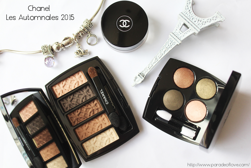 Chanel Les Automnales 2015 Collection