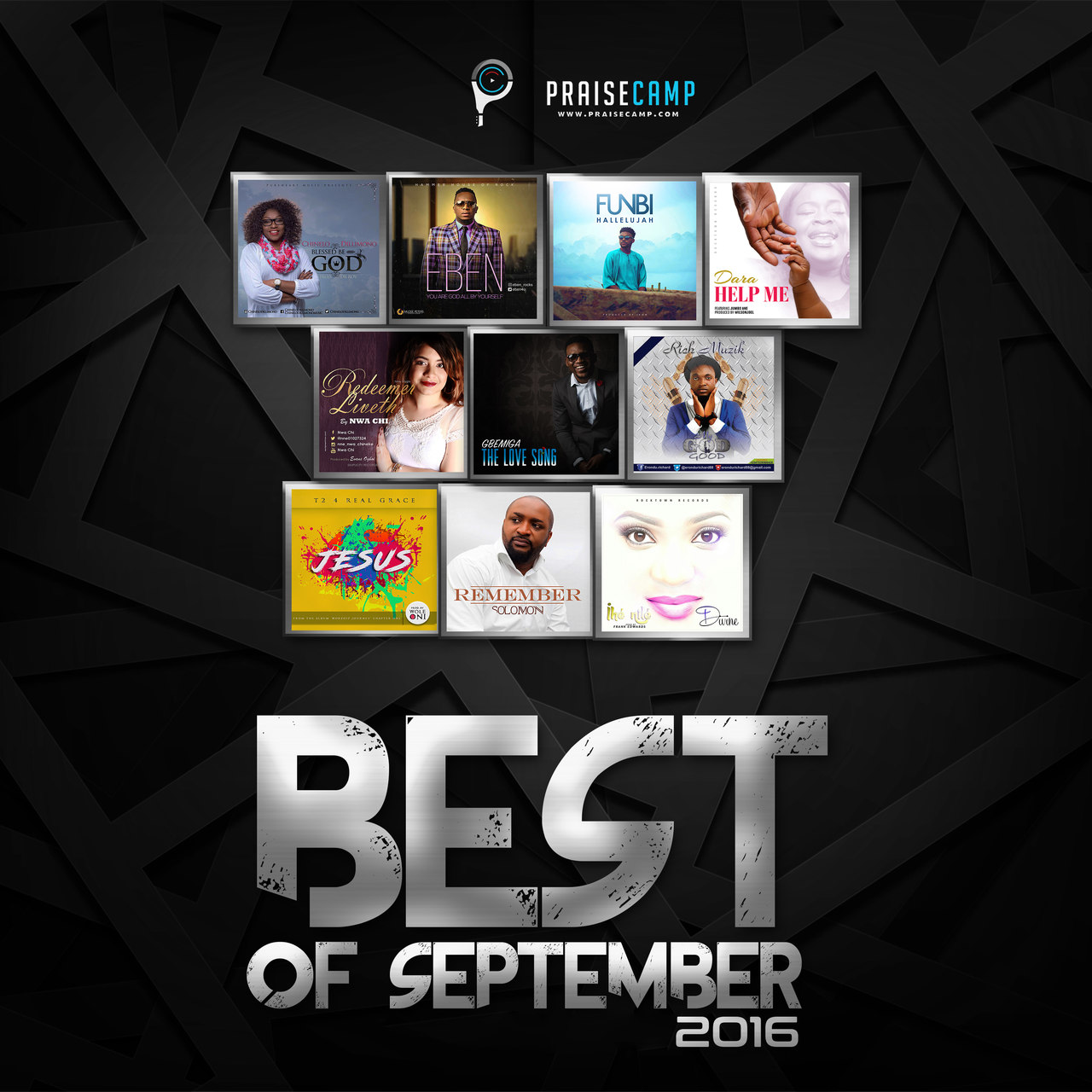 PraiseCamp ''Best of September 2016''