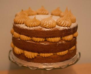 Biscoff Cake Vegan