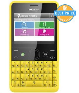 harga nokia asha 210 dual GSM