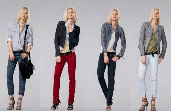 Модні жіночі джинси весна-літо 2013 7278ce148e95d