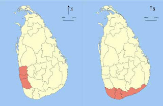 Western, Southern PCs dissolved