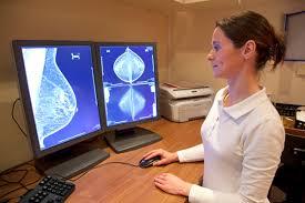 Анализ результатов маммографии