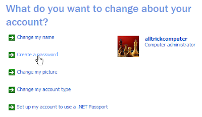 password administrator accounts