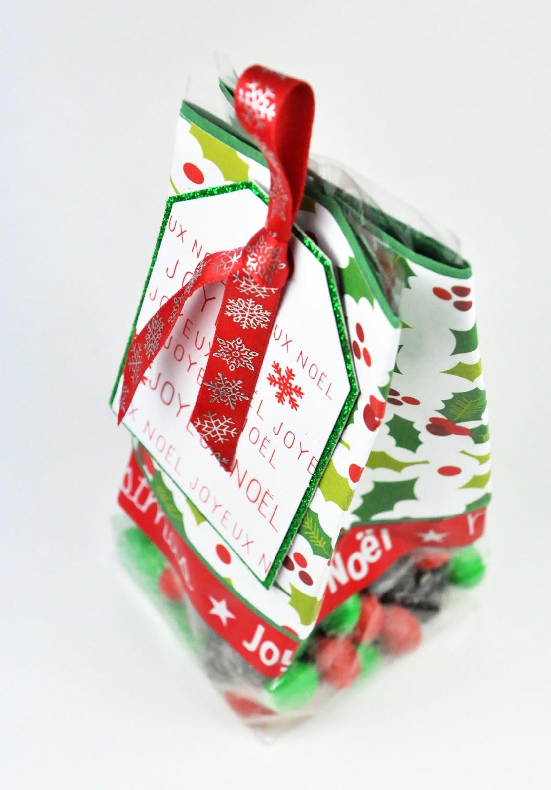 #A62525 Lilouscrappe: Petites Boîtes Gourmandes Au Couleurs  5521 décorations de noel traditionnelles 1116x1600 px @ aertt.com