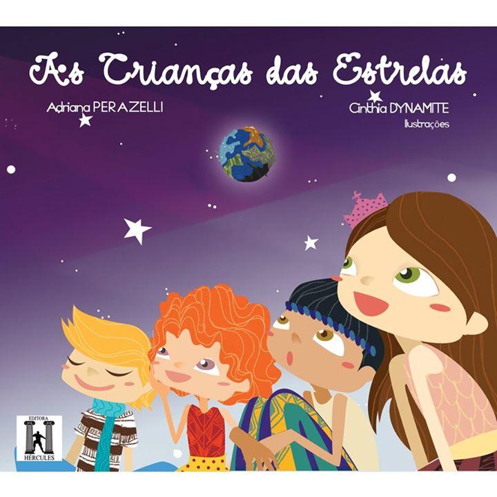 """Livro: """"As Crianças das Estrelas"""""""