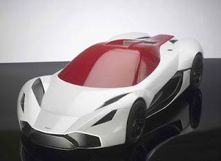 McLaren M Eleven B concept