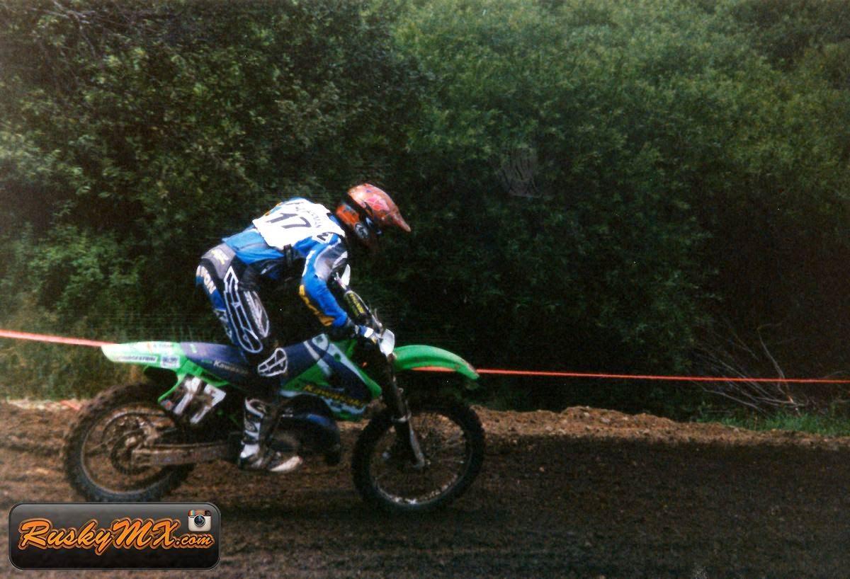 Damon Huffman Unadilla 1997