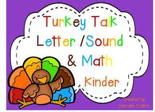 Kinder Math & Literacy